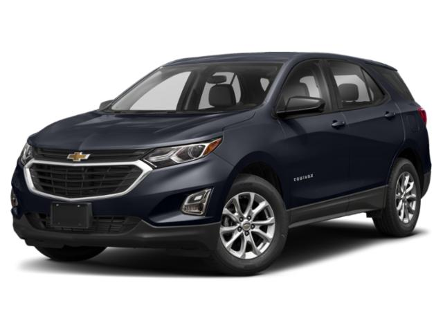 2021 Chevrolet Equinox LS AWD 4dr LS w/1LS Turbocharged Gas I4 1.5L/92 [0]