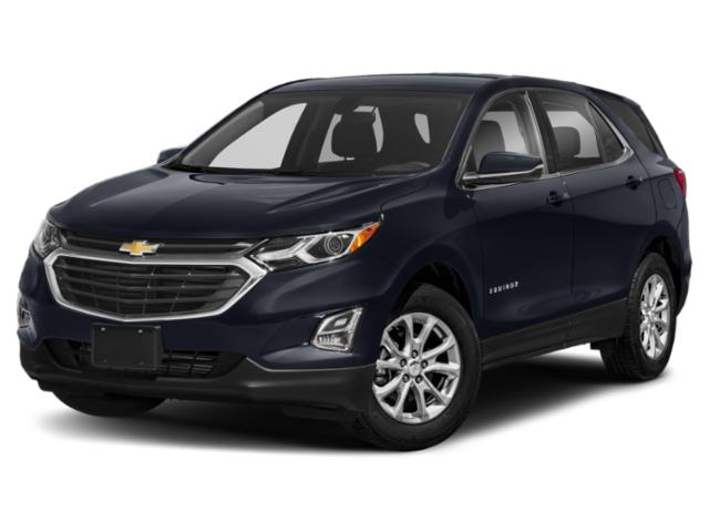 2021 Chevrolet Equinox LT w/1LT AWD 4dr LT w/1LT Turbocharged Gas I4 1.5L/92 [8]