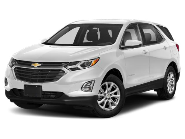 2021 Chevrolet Equinox LT AWD 4dr LT w/1LT Turbocharged Gas I4 1.5L/92 [2]