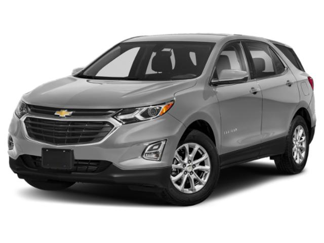 2021 Chevrolet Equinox LT FWD 4dr LT w/1LT Turbocharged Gas I4 1.5L/92 [11]
