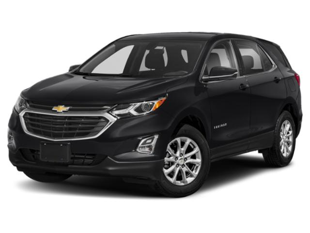 2021 Chevrolet Equinox LT AWD 4dr LT w/1LT Turbocharged Gas I4 1.5L/92 [7]