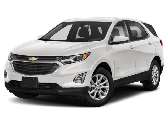 2021 Chevrolet Equinox LT AWD 4dr LT w/1LT Turbocharged Gas I4 1.5L/92 [8]