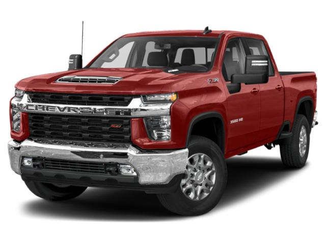 "2021 Chevrolet Silverado 3500HD LT 4WD Crew Cab 172"" LT Gas V8 6.6L/ [1]"