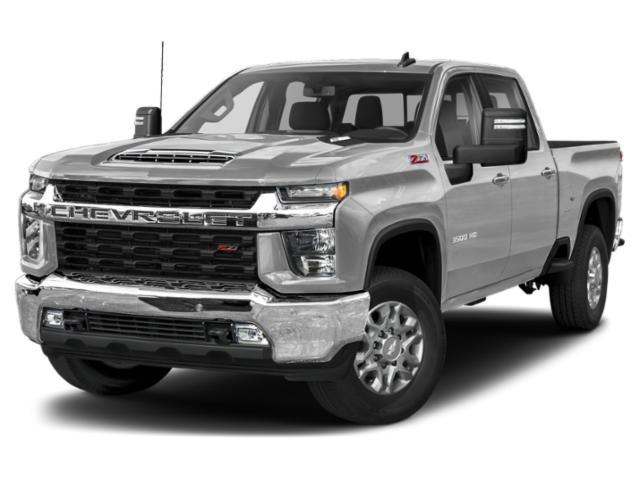 "2021 Chevrolet Silverado 3500HD 4WD Crew Cab 159"" LT Gas V8 6.6L/ [0]"