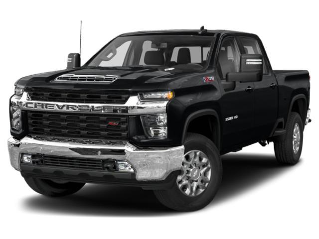 "2021 Chevrolet Silverado 3500HD 4WD Crew Cab 159"" LT Gas V8 6.6L/ [1]"