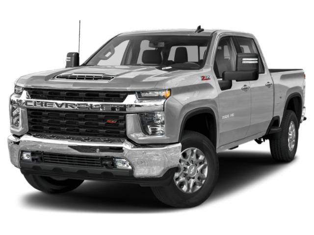 "2021 Chevrolet Silverado 3500HD High Country 4WD Crew Cab 159"" High Country Turbocharged Diesel V8 6.6L/ [1]"