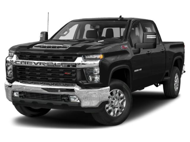 """2021 Chevrolet Silverado 3500HD LT 4WD Crew Cab 159"""" LT Turbocharged Diesel V8 6.6L/ [9]"""