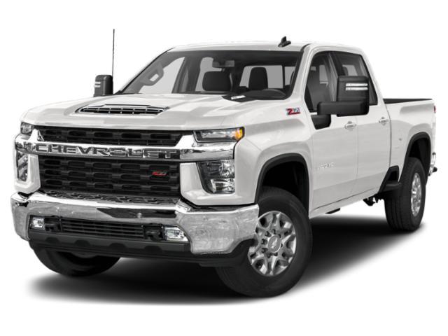 """2021 Chevrolet Silverado 3500HD 4WD Crew Cab 159"""" LT Turbocharged Diesel V8 6.6L/ [0]"""