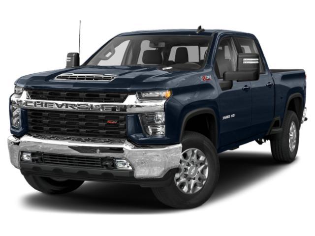"""2021 Chevrolet Silverado 3500HD LTZ 4WD Crew Cab 172"""" LTZ Turbocharged Diesel V8 6.6L/ [7]"""