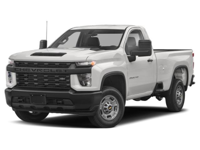 """2021 Chevrolet Silverado 2500HD Work Truck 4WD Reg Cab 142"""" Work Truck Gas V8 6.6L/400 [7]"""
