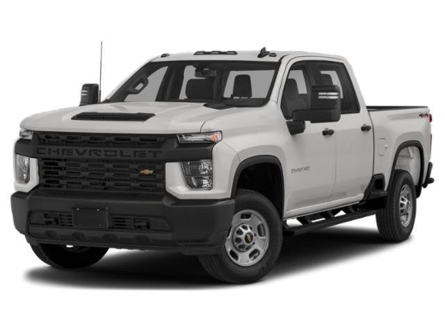 2021 Chevrolet Silverado 2500HD Work Truck 4WD Crew Cab 159″ Work Truck Gas V8 6.6L/400 [1]