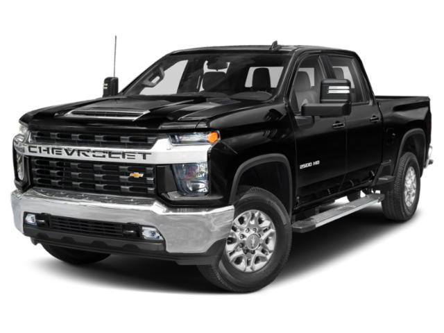 "2021 Chevrolet Silverado 2500HD 4WD Crew Cab 159"" LT Gas V8 6.6L/400 [3]"