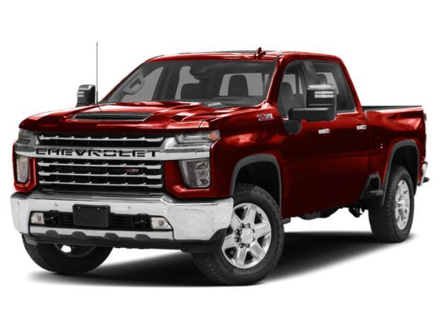 "2021 Chevrolet Silverado 2500HD LT | 6.6L Duramax Diesel | Heated Seats | 4WD Crew Cab 159"" LT Turbocharged Diesel V8 6.6L/403 [19]"