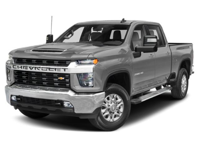 "2021 Chevrolet Silverado 2500HD LT 4WD Crew Cab 159"" LT Gas V8 6.6L/400 [0]"