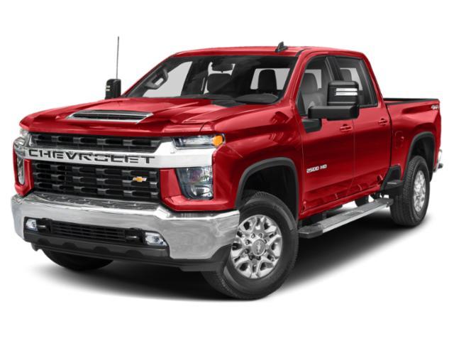 """2021 Chevrolet Silverado 2500HD LT 4WD Crew Cab 172"""" LT Turbocharged Diesel V8 6.6L/403 [2]"""
