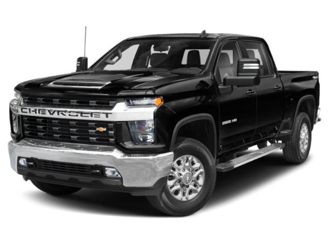 "2021 Chevrolet Silverado 2500HD Custom 4x4 4WD Crew Cab 159"" Custom 6.6L Turbo Diesel V8 [2]"