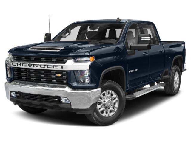 """2021 Chevrolet Silverado 2500HD LTZ 4WD Crew Cab 159"""" LTZ Gas V8 6.6L/400 [1]"""