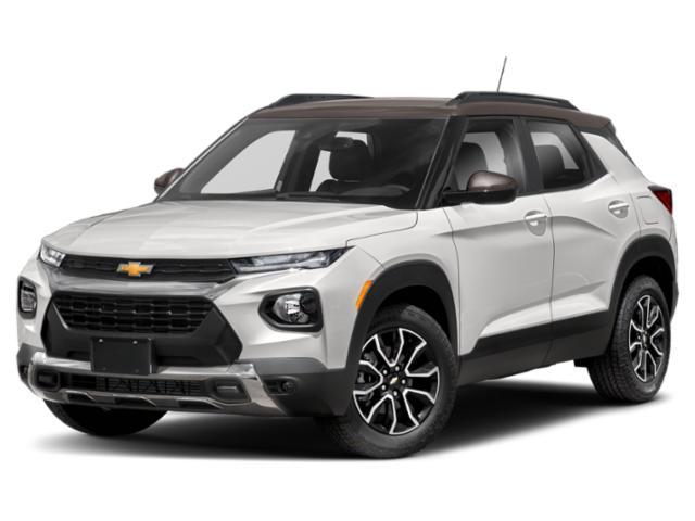 2021 Chevrolet Trailblazer ACTIV AWD AWD 4dr ACTIV 1.3L Turbo Inline 3 [1]