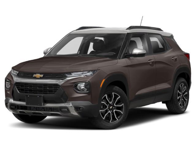 2021 Chevrolet Trailblazer ACTIV AWD 4dr ACTIV Gas I3 1.3L/ [1]