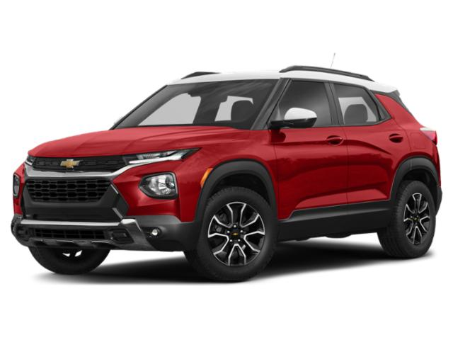 2021 Chevrolet Trailblazer RS AWD/ HEATED SEATS/ REMOTE START/ SUNROOF AWD 4dr RS Gas I3 1.3L/ [1]