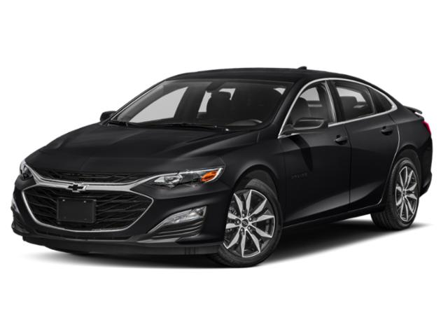 2021 Chevrolet Malibu RS 4dr Sdn RS Turbocharged Gas I4 1.5L/91 [8]