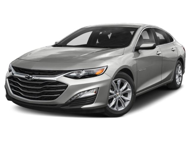 2021 Chevrolet Malibu LT 4dr Sdn LT Turbocharged Gas I4 1.5L/91 [7]