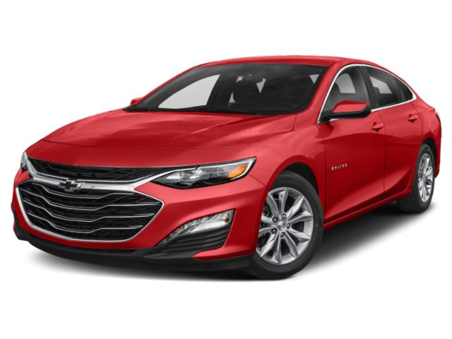 2021 Chevrolet Malibu LT 4dr Sdn LT Turbocharged Gas I4 1.5L/91 [9]