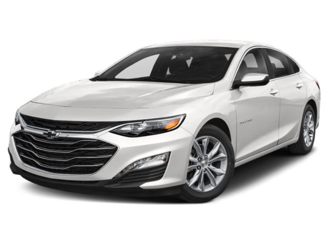 2021 Chevrolet Malibu LT 4dr Sdn LT Turbocharged Gas I4 1.5L/91 [8]