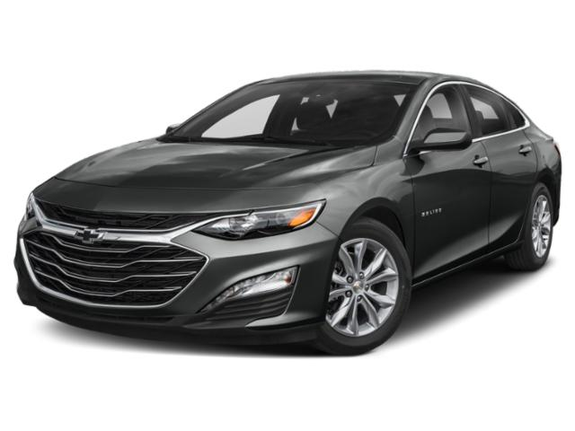2021 Chevrolet Malibu LT 4dr Sdn LT Turbocharged Gas I4 1.5L/91 [10]