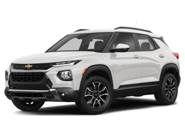 2021 Chevrolet Trailblazer AWD 4dr RS Gas I3 1.3L/ [9]