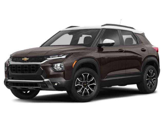 2021 Chevrolet Trailblazer ACTIV AWD 4dr ACTIV Gas I3 1.3L/ [4]