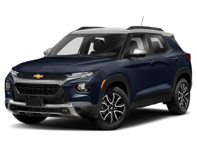 2021 Chevrolet Trailblazer LT AWD 4dr LT Gas I3 1.3L/ [3]