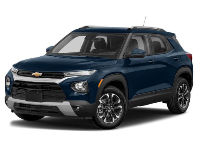 2021 Chevrolet Trailblazer LT AWD 4dr LT Gas I3 1.3L/ [1]