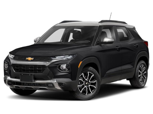 2021 Chevrolet Trailblazer LS AWD 4dr LS Gas I3 1.3L/ [1]
