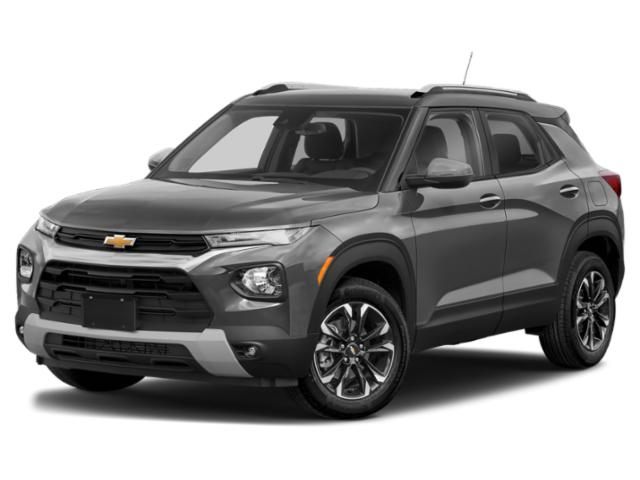 2021 Chevrolet Trailblazer LT | Adaptive Cruise Control | Leather Wrapped Steering Wheel | AWD 4dr LT Gas I3 1.3L/ [0]