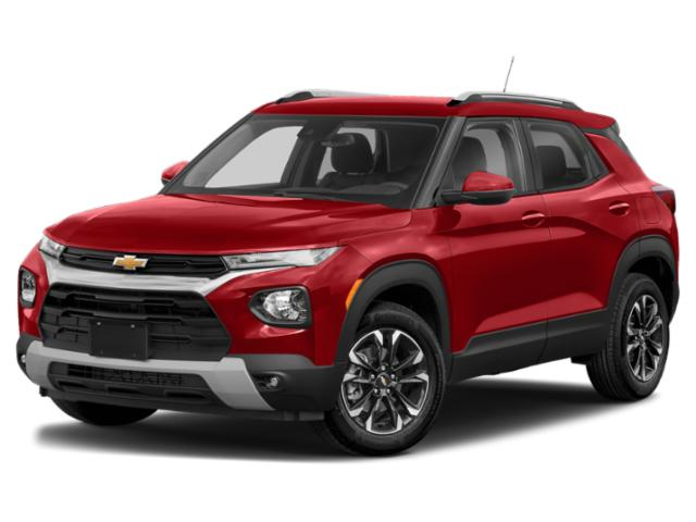 2021 Chevrolet Trailblazer *Demo* LT Htd Lthr Driver Alert Rear Park Assist AWD 4dr LT Gas I3 1.3L/ [0]