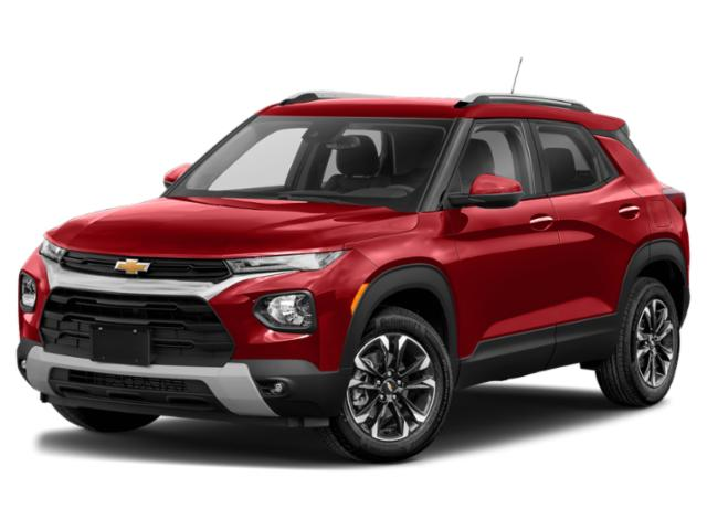 2021 Chevrolet Trailblazer LS AWD 4dr LS Gas I3 1.3L/ [0]