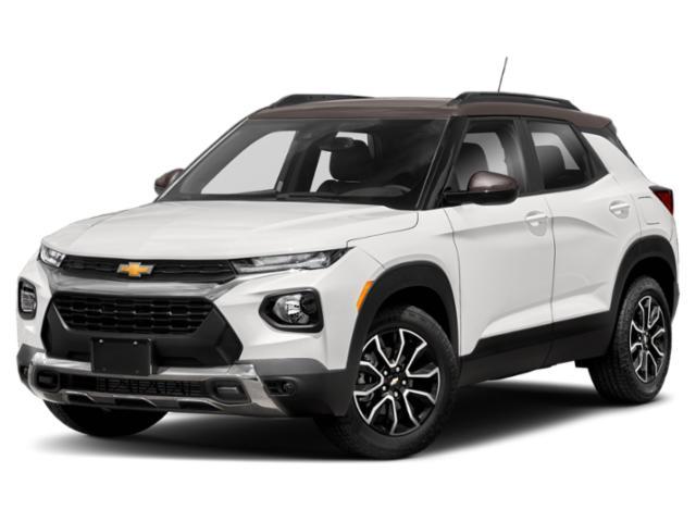 2021 Chevrolet Trailblazer LS AWD 4dr LS Gas I3 1.3L/ [2]