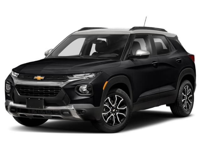 2021 Chevrolet Trailblazer AWD 4dr ACTIV Gas I3 1.3L/ [3]