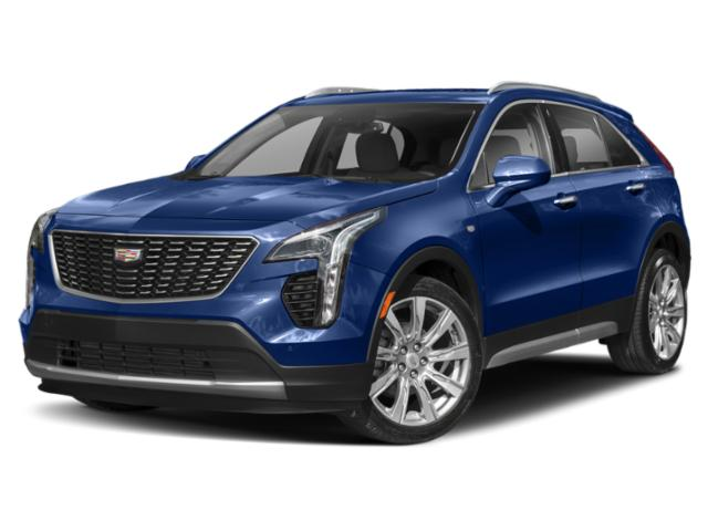 2021 Cadillac XT4 AWD Luxury AWD 4dr Luxury Turbocharged Gas I4 2.0/ [4]