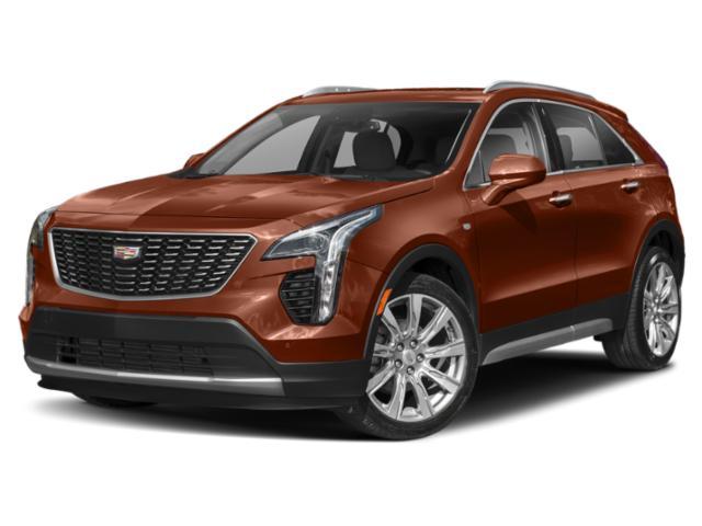 2021 Cadillac XT4 AWD Sport AWD 4dr Sport Turbocharged Gas I4 2.0/ [17]