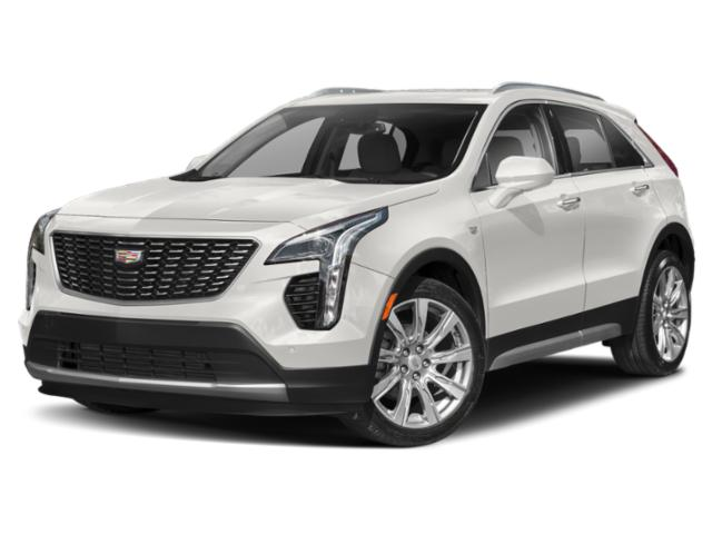 2021 Cadillac XT4 AWD Premium Luxury AWD 4dr Premium Luxury Turbocharged Gas I4 2.0/ [2]