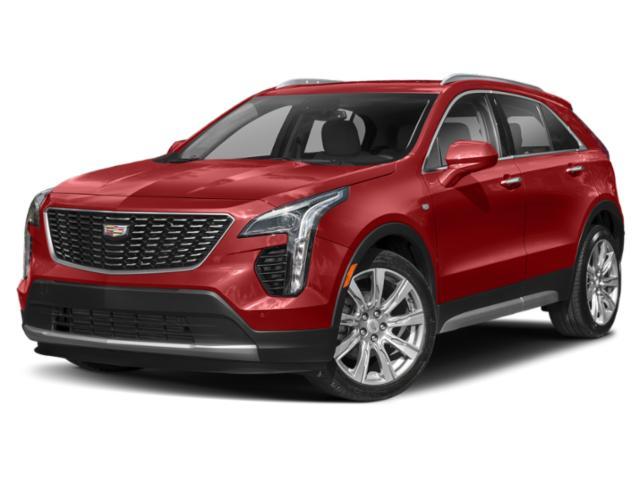2021 Cadillac XT4 AWD Luxury AWD 4dr Luxury Turbocharged Gas I4 2.0/ [2]
