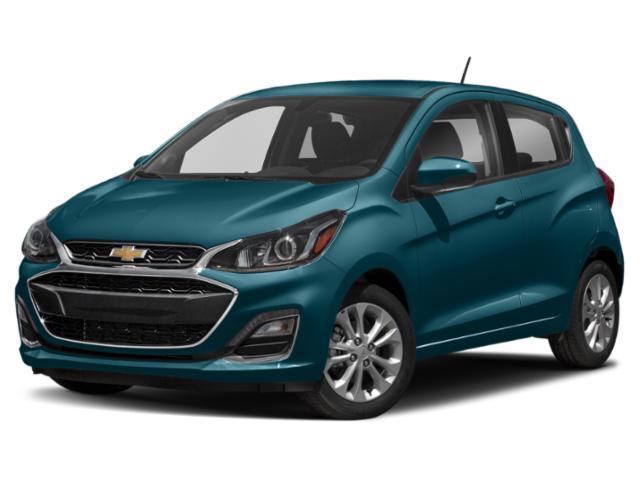 2021 Chevrolet Spark LT w/1LT CVT 4dr HB CVT 1LT Gas I4 1.4L/85.4 [13]