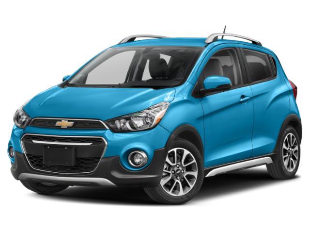 2021 Chevrolet Spark LS 4dr HB CVT LS Gas I4 1.4L/85.4 [2]