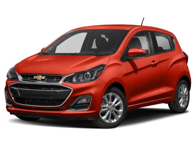2021 Chevrolet Spark LT w/1LT CVT 4dr HB CVT 1LT Gas I4 1.4L/85.4 [11]