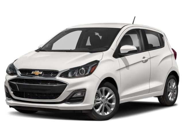 2021 Chevrolet Spark LT w/1LT CVT 4dr HB CVT 1LT Gas I4 1.4L/85.4 [2]