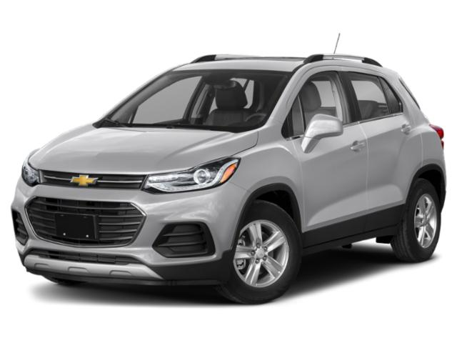 2021 Chevrolet Trax LT AWD 4dr LT Turbocharged Gas 4-Cyl 1.4L/ [2]