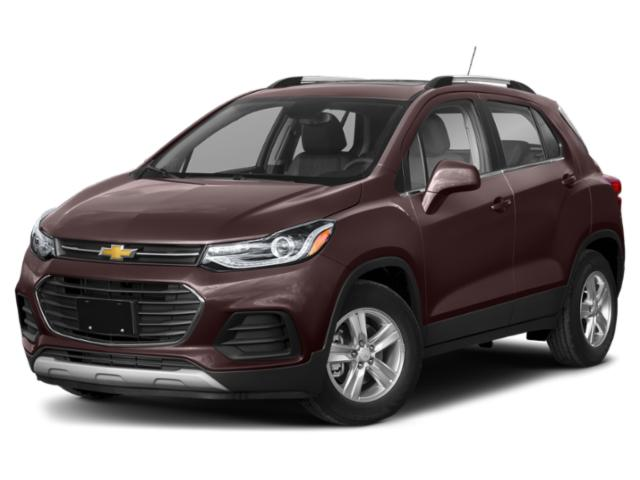 2021 Chevrolet Trax LT AWD 4dr LT Turbocharged Gas 4-Cyl 1.4L/ [0]