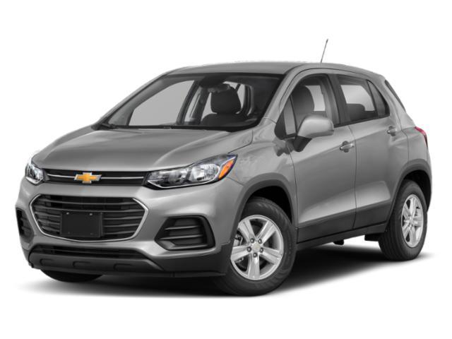 2021 Chevrolet Trax LS FWD 4dr LS Turbocharged Gas 4-Cyl 1.4L/ [1]